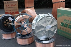 Copper Coated Welding Wire (SG2) (ER70S-6)