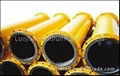 UHMWPE composit pipe for mining 2