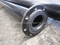 UHMWPE composit pipe for mining 4