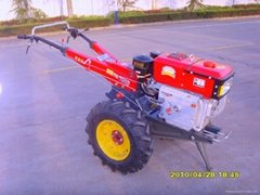 10hp  hot  selling  walking  tractor