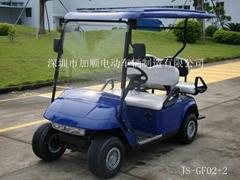 加順電動四座高爾夫球車