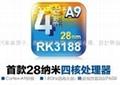 瑞芯微RK3188 四核 MINI PC, 2
