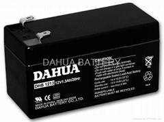 Sealed lead acid battery 12V1.3AH