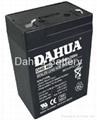 Sealed batteries