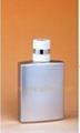 perfume glass bottle for man