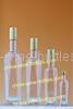 series glass oil bottle