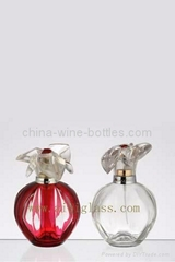 aiqipb028 glass perfume bottle