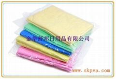 clean pva chamois towel
