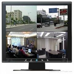 内置画面分割液晶监视器(12、15、17、19、22、32、42寸)