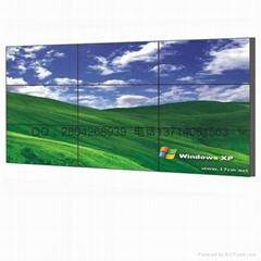 液晶拼接屏、液晶拼接电视墙(32、40、42、46、55寸)