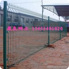 晟良雙邊絲圍牆網