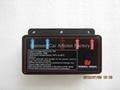 Grille clipper flash warning LED light 2