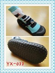 Cute Baby Sock Shoe