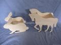 carved art minds wood craft for decoration 1