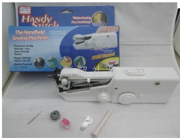 多功能迷你电动缝纫机 2