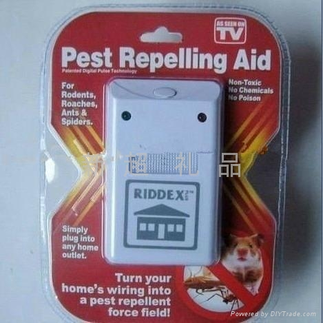 Ridder Plus/Pest repeller/China as seen on TV  1