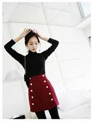 休闲显瘦短裙