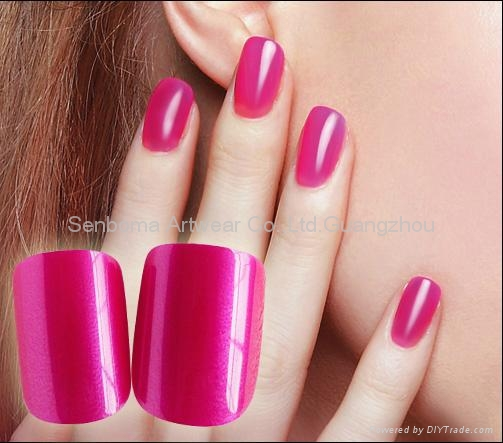 Free Shipping Deceptiong Nail Mix Order Pre Designed Tips 1