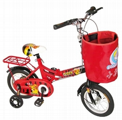 red tiger new design folding bikes for children