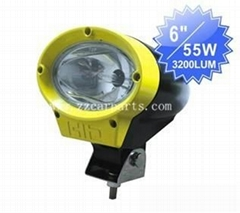 HID work light bulit-in ballast