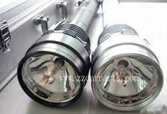 HID flashlight super bright