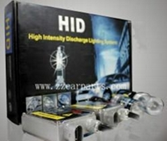 Hid Coversion Kit With Ac Ballast
