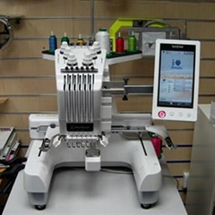 Brother Entrepreneur PR-650 6 Needles Embroidery Machine