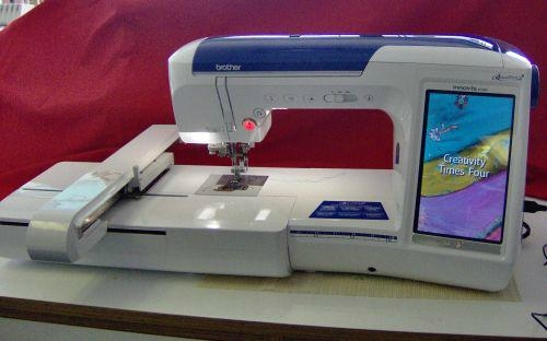 Brother Quattro 2 6700D Sewing Embroidery Machines 1