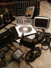 TomTom GO 700 3.5-Inch Bluetooth Portable GPS Navigator