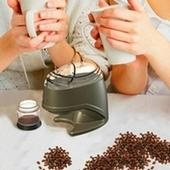 Mini Coffee Grinder 2