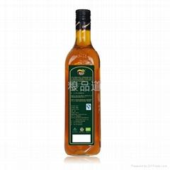 有机冷榨非转基因黄豆油