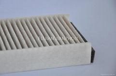 竹纖維汽車空調濾清器