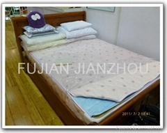 竹原纤维床垫