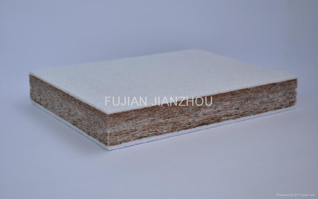 竹原纤维床垫 2