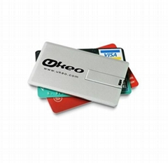 Badge USB Credit Card