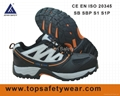 Sports Style Lightweight Safety Shoes For Men