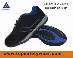 Lightweight Sport Style S1P SRC Safety Shoes For Men
