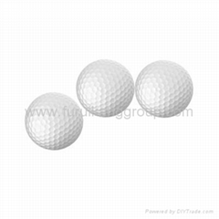 Three-piece tournament golf ball