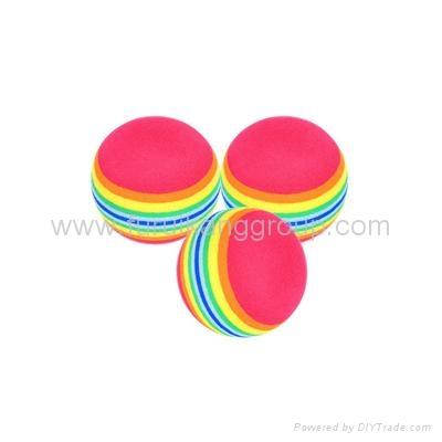 Golf EVA Foam practice balls 1