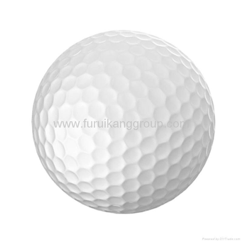 Three-piece tournament golf ball  2