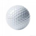 Three-piece tournament golf ball  3