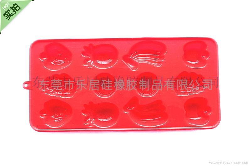 硅胶水果冰格 2