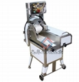 Cut pork ribs machine