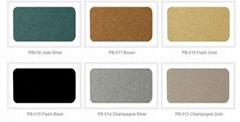 Exterior Aluminum Composite panels ( PVDF coated)