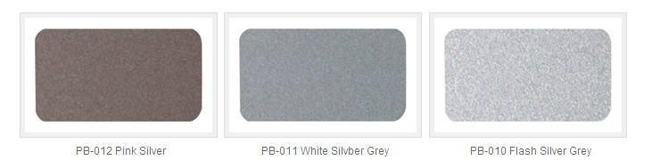 Exterior Aluminum Composite panels ( PVDF coated) 2