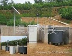 儲水桶式地表徑流測