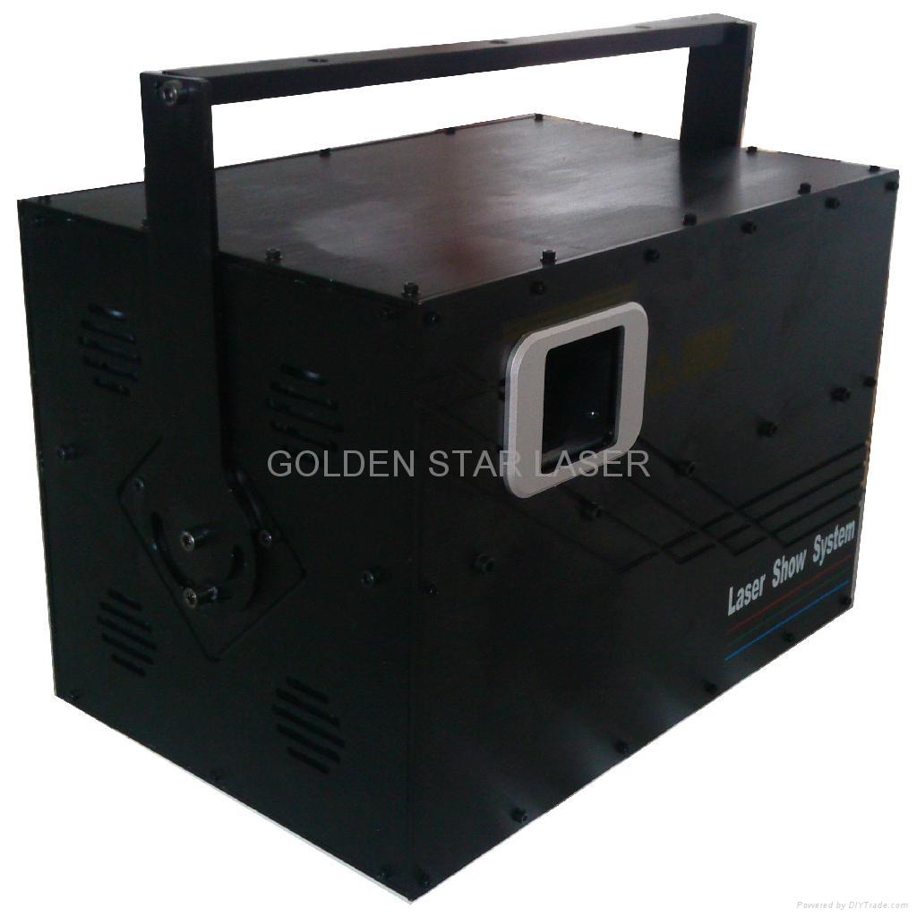 laser show projector water screen disco light dj equipmemt