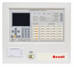 Addressable Fire Alarm System Control Panel 1