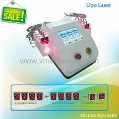 2013 Low Level Laser Therapy Diode Laser Fat Removal Machine