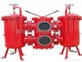 SDRLF系列大流量雙筒回油過